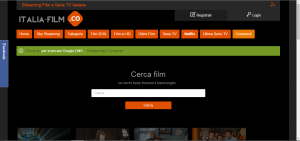 italia film streaming